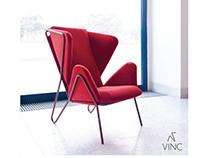 VINC armchair