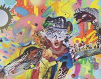 Commission Art Piece 2011-2016