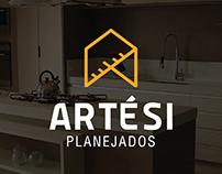Logo Artési - Planejados