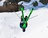 Best action of FJWC15 in Grandvalira, Andorra