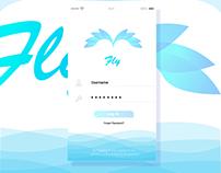 Fly App UI