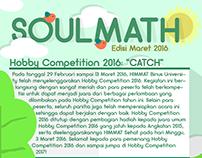 Soulmath - A Bi-Monthly Bulletin