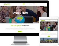 Site Web Evolution