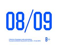 Logotypes & Marks 2008 — 2009