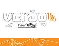 Logotipo Verão 15/16 - Focus Têxtil
