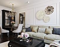 Harmonious living room
