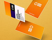 OROCOM - Brand identity