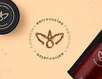 Entrevuelos Botánicos Branding