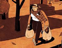 Autumn Errands