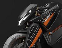 ATRATUS 899cc Bike