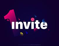 Dribbble Invite 3