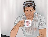 Dexter (Digital Illustration)