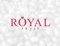 Royal Fruit | Logo