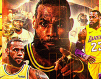 LeBron James - NBA 2020