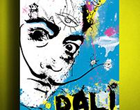 Shtakorz Poster #17 - DALI