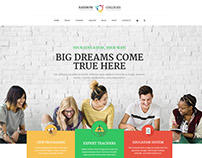 Rainbow Colleges - School/College Template