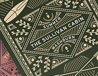 Sullivan Cabin Seasonal Playing Cards