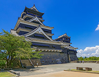 Japanese Castle Photo Album