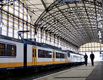 The Hague HS & Central station