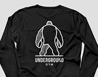 Identity . Underground Gym