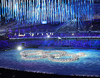 Sochi 2014 - Olympics Ceremonies