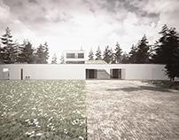 Autofamily house UE4 animation