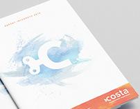 Costa Edutainment Annual Report
