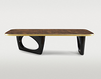 SHERWOOD | CENTER TABLE
