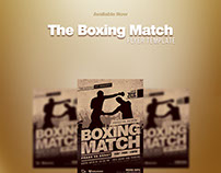 The Boxing Match Flyer Template