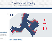 Weltchek Writes Digital Graphics