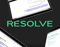 RESOLVE - A feedback system for the digital age.