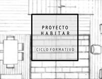 Proyecto Habitar / Dos casas Un programa [2014-2]