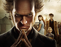 A Series of Unfortunate Events - Screen Graphics