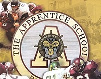 The Apprentice School Football Program Cover (2005)