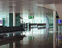 the empty airport [2012-20xx]