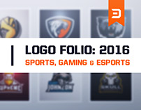 Logo Folio 2016 | Sports, Gaming, & Esports