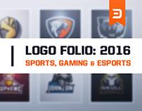 Logo Folio 2016 | Sports, Gaming, & Esports