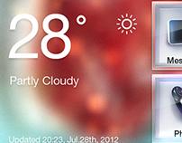 Samsung Tizen GUI