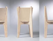 CNC furniture - Proste Meble