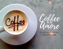 Coffee Amore App