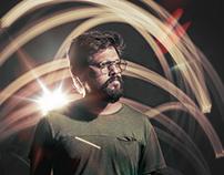 Ashwin Mohan, Graphic designer + Digital Artist