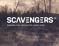 SCAVENGERS -The Border