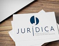 Logo - Identidad / JURÍDICA