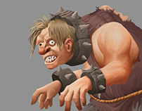Quasimodo - 2D Character Animations pack