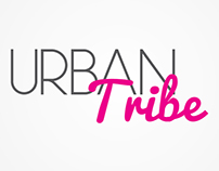 Urban Tribe - Indian Apparel Logo design