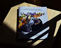 Сorporate identity University of arts