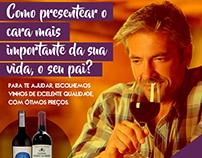 Social Media - Santé Vinhos
