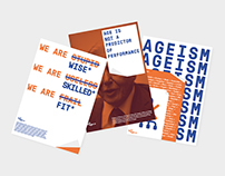 Ageism campaign