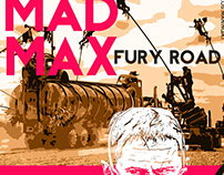 Movie Poster - Mad Max: Fury Road