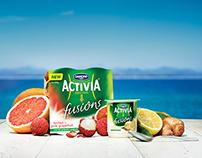 Activia Fusions